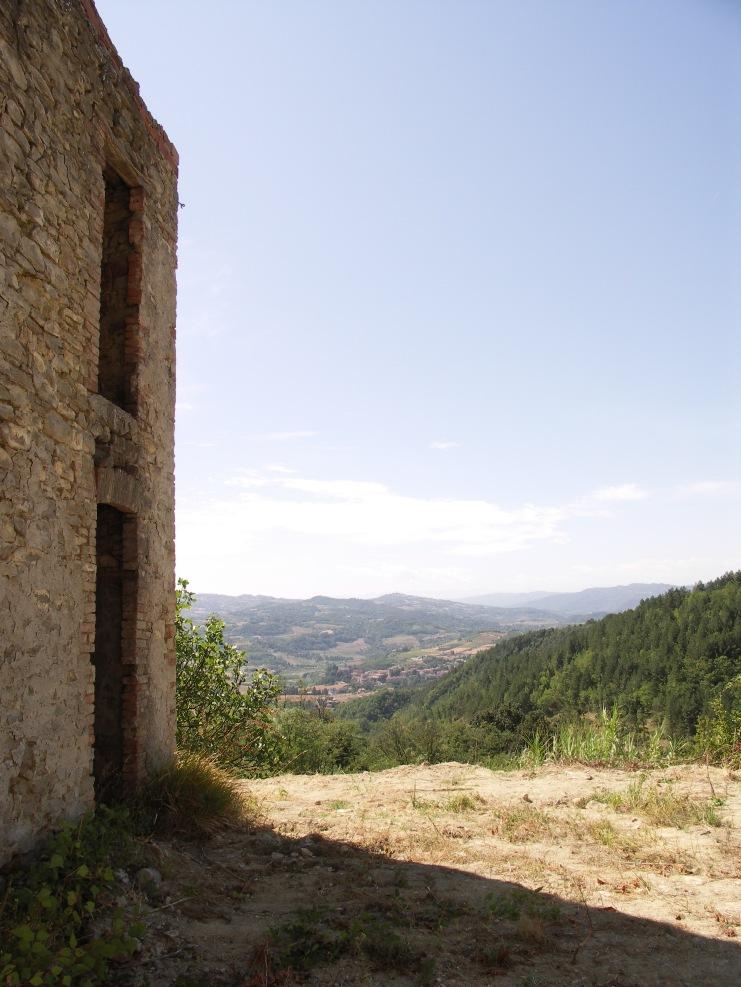 Cassinasco-udsigt