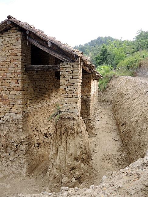 San Grato - Udgravning1