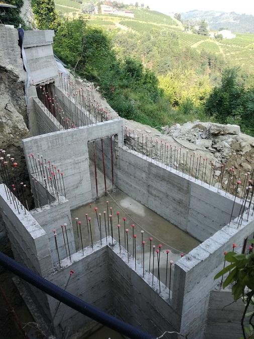 Merlini betonvægge