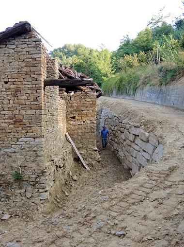 San Grato - Udgravning2